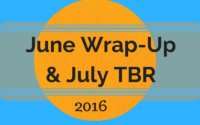 Bookish Breakdown–June 2016