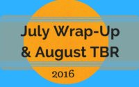 Bookish Breakdown–July 2016