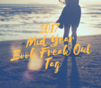 Mid Year Book Freak Out Tag 2017!