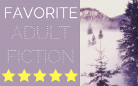 Favorite Adult Fiction Reads for 2017